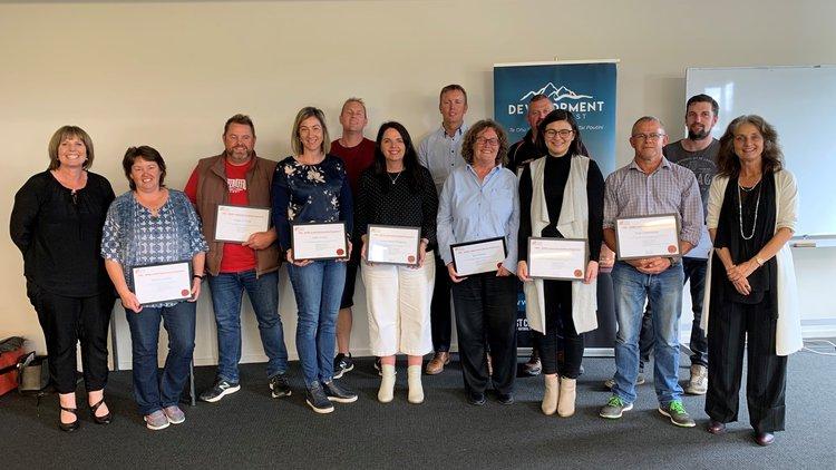 West Coast Leadership Programme Graduation 2019