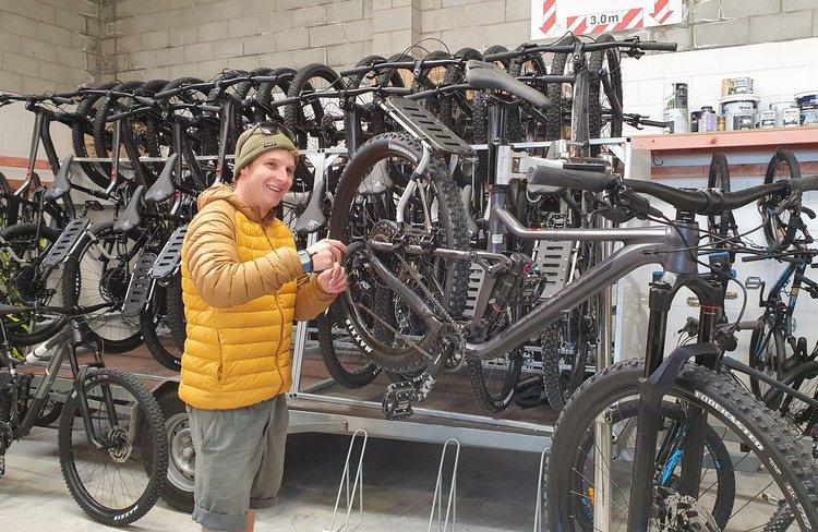 Paparoa Track Bike Hire