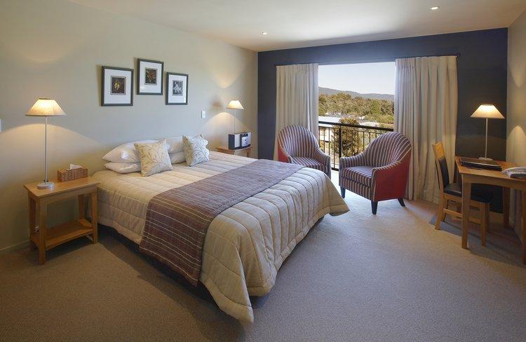 Distinction Hotel Fox Glacier Room