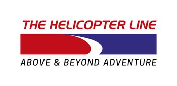 The Helicopter Line Fox Glacier   Logo