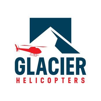 Glacier Helicopters | Logo