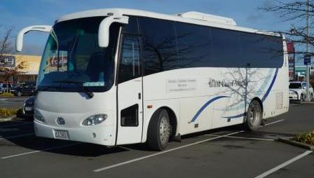 West Coast  - Daily shuttle