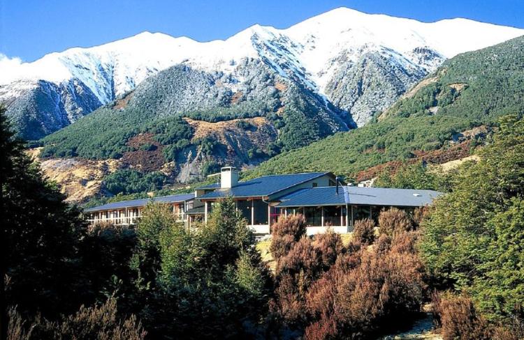Wilderness Lodge Arthurs Pass