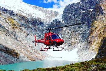 Precision Helicopters Hokitika  | Logo