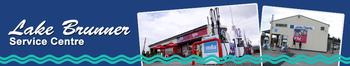 lake brunner service centre logo