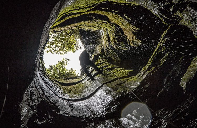 Adventure Caving