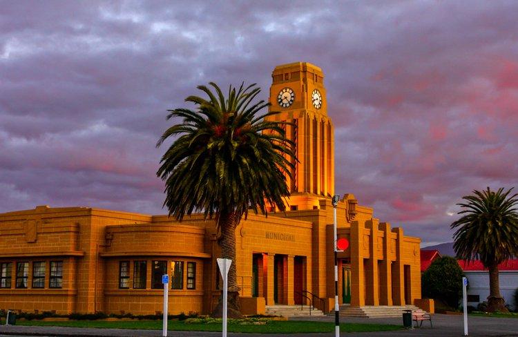 Art Deco Westport - Charles Bruning