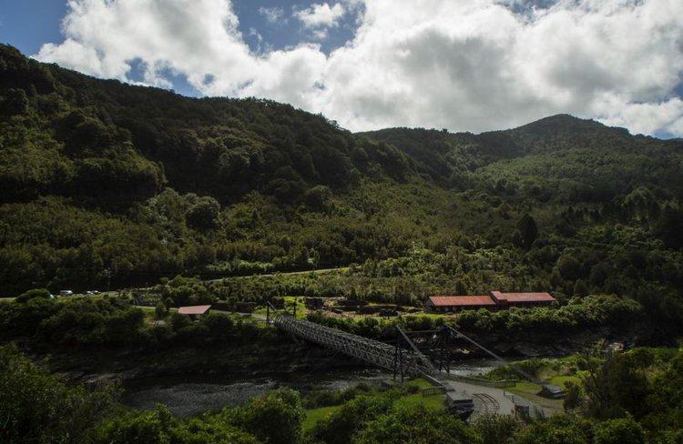 Brunner Mine Site
