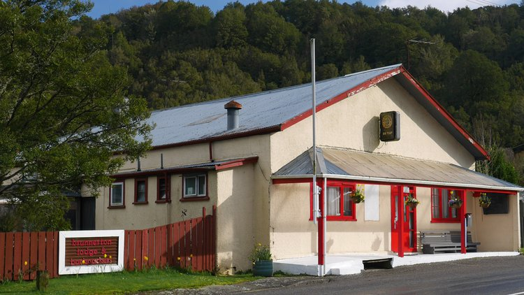 Brunnerton Lodge and Backpackers
