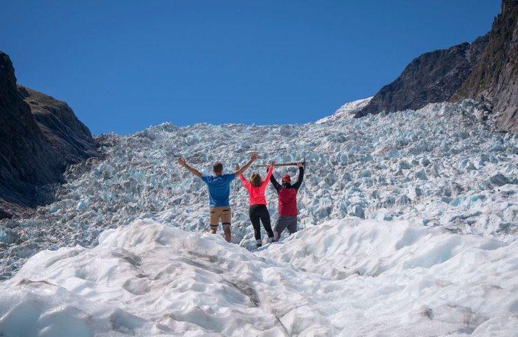 Fox Glacier, West Coast, New Zealand - 2087