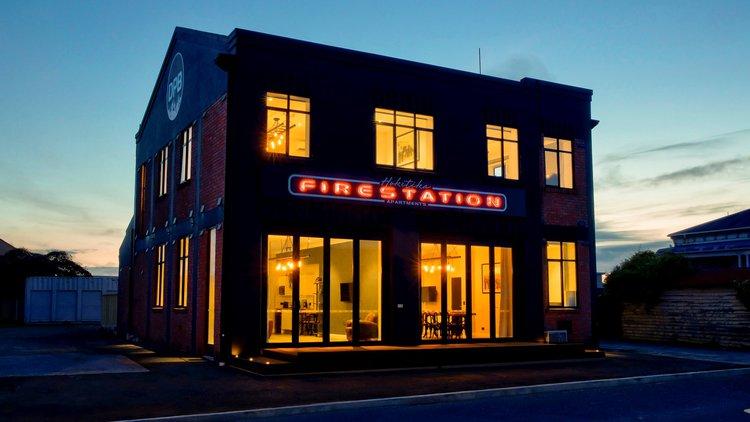 Hokitika Fire Station Boutique Accommodation