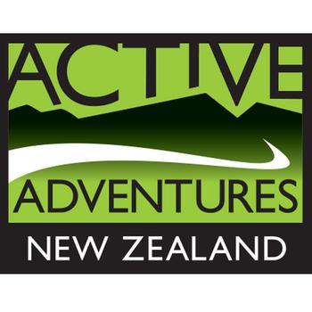Active adventures NZ logo