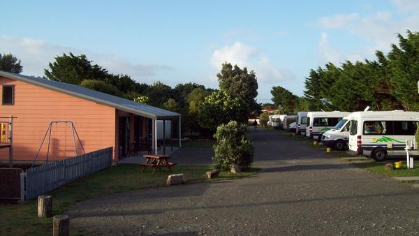 Greymouth KIWI Holiday Park and Motel
