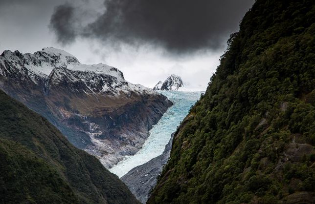Fox Glacier credit Geoff Marks