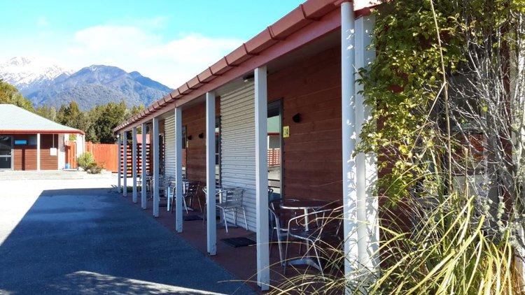 Franz Josef Top 10 Holiday Park