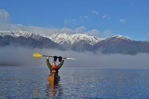 Franz Josef Wilderness Tours - Kayak Classic.JPG