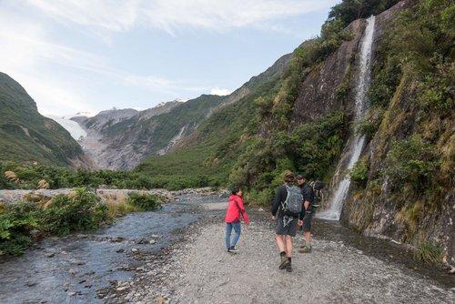 Glacier Valley Eco Tours Walk