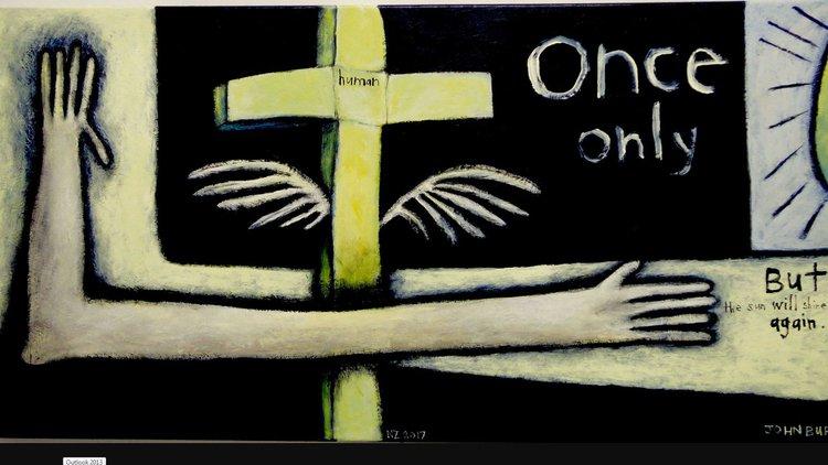 Once Only - John Burns