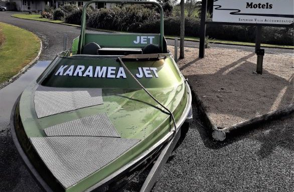 Karamea River Motels and  Jetboat Tour
