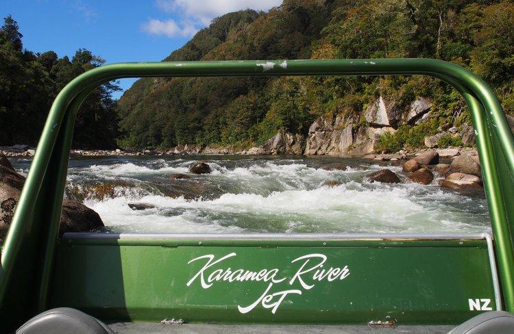 Karamea River Jet