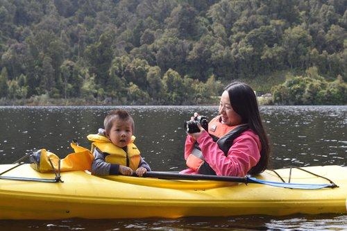 Kayak Discovery - Franz Josef Wilderness Tours.JPG