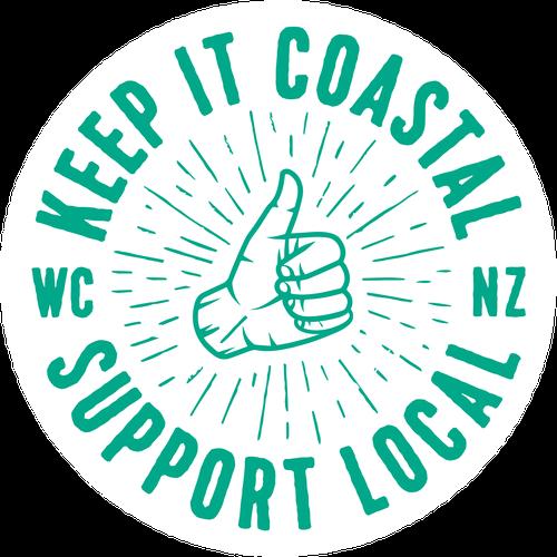 Keep It Coastal badge