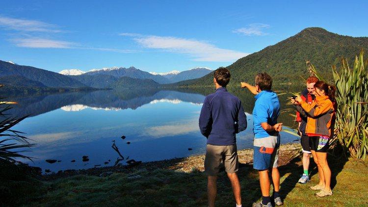 Lake Kaniere Cycle Trail