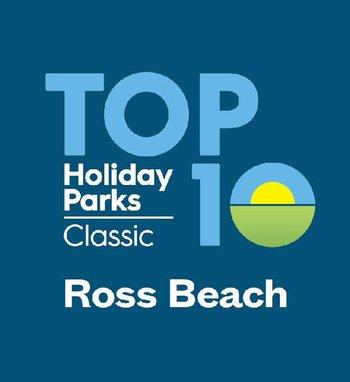 Ross Beach Holiday Park Logo