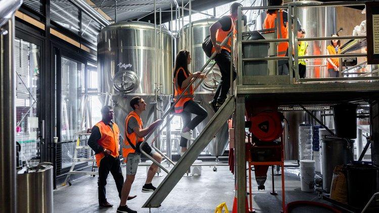 Monteiths-Brewery-Tour.JPG