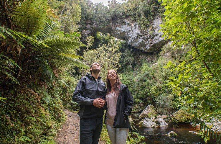 Oparara Arches in Karamea - New Zealand