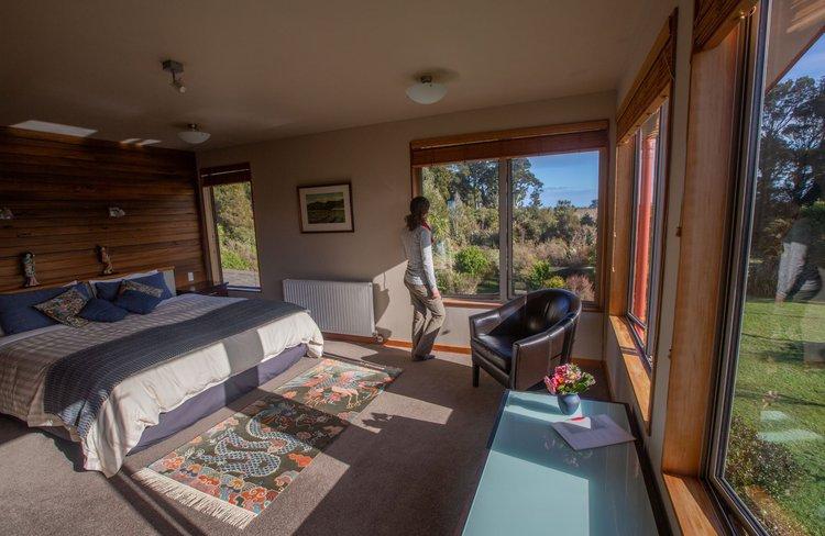 Paramata Lodge - Bedroom
