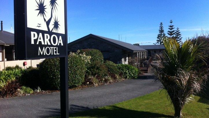 Paroa Hotel Motel West Coast New Zealand