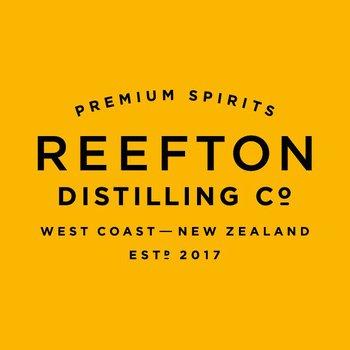 Reefton Distilling Co. logo