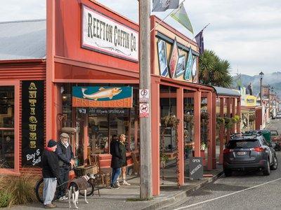 Reefton, Town of Light - 3000