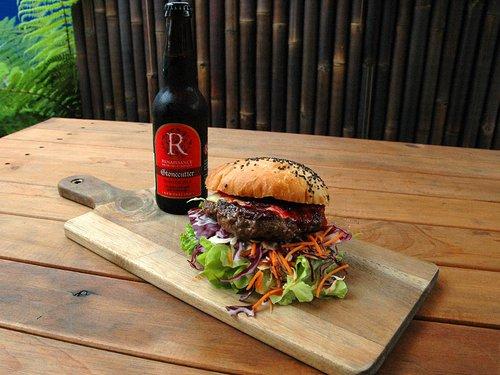 SnakeBite kiwi-burger-beer.jpg