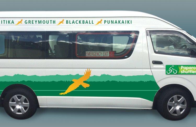 Paparoa Shuttle