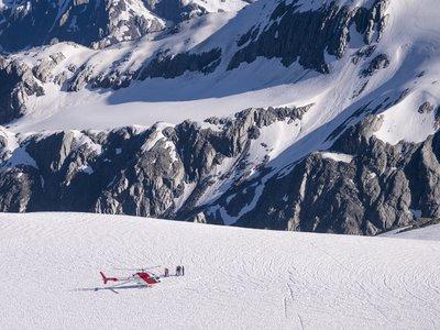 Fox Glacier - 1689