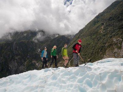 Fox Glacier guided hike