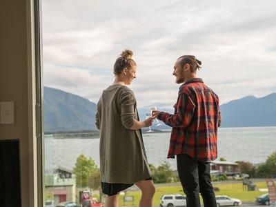 Views from Lake Brunner Hotel - TWC LB-5123