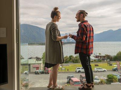 Views from Lake Brunner Hotel - TWC LB-5134