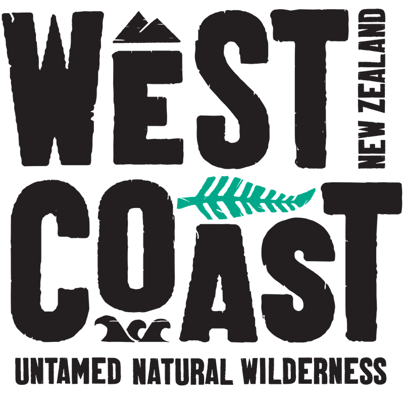 West Coast untamed natural wilderness square logo