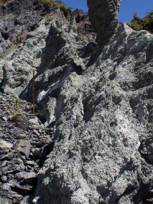 Alpine Fault Tours mountain
