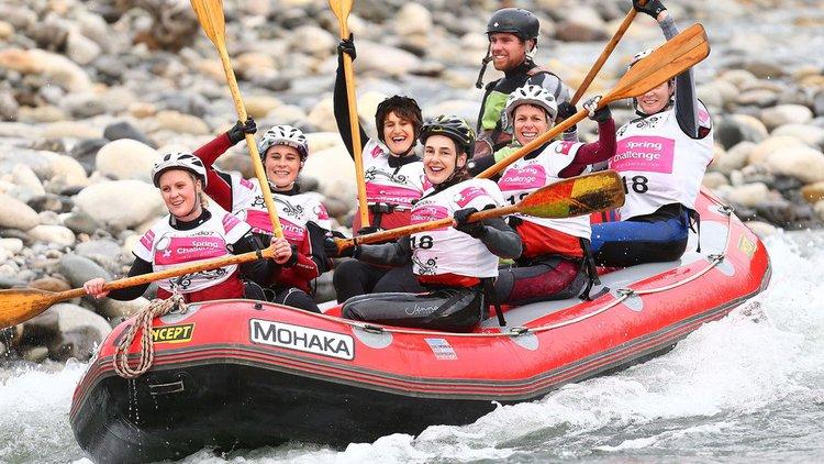 Torpedo7 Spring Challenge Women's Adventure Race