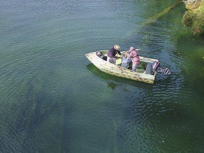Tourism West Coast - Lake Brunner (38)