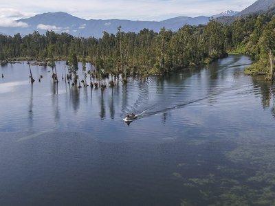 Tourism West Coast - Lake Brunner (37)