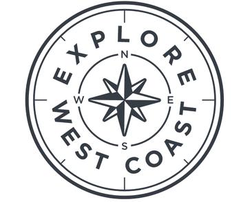 Explore West Coast Logo