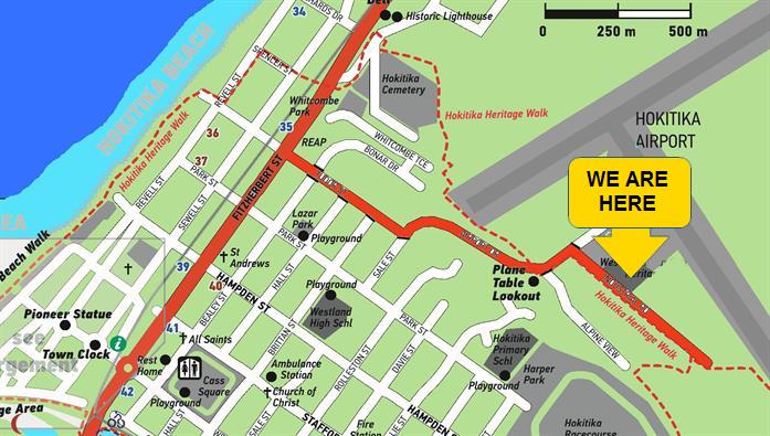 Westland heritage park map.png