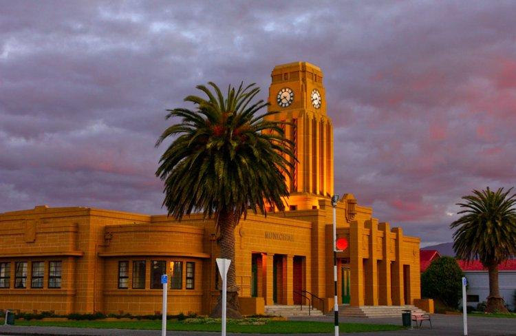 Art Deco Westport