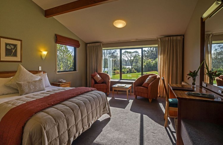 Wilderness Lodge Moeraki