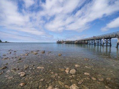 Jackson's Bay, Haast